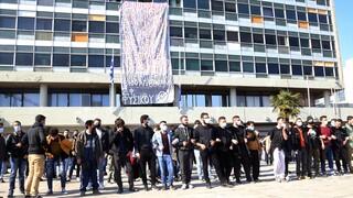 Θεσσαλονίκη: Στον εισαγγελέα οι 31 συλληφθέντες του ΑΠΘ