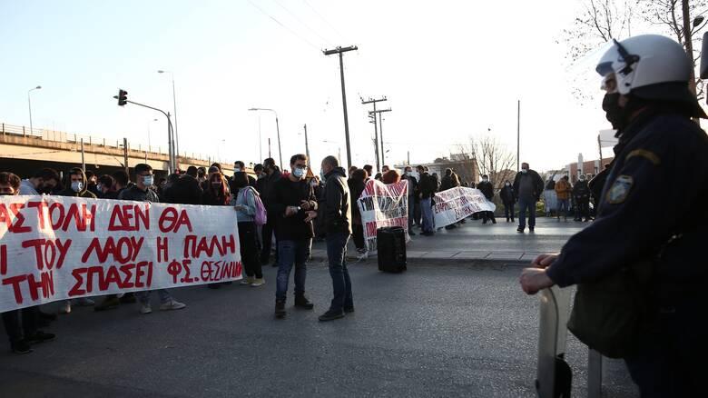 Θεσσαλονίκη: Συνεχίζεται η κατάληψη στο ΑΠΘ - Συγκέντρωση και πορεία για τους 31 συλληφθέντες