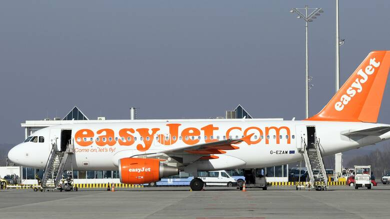 EasyJet: Οι κρατήσεις Βρετανών για αεροπορικά ταξίδια και διακοπές αυξήθηκαν θεαματικά