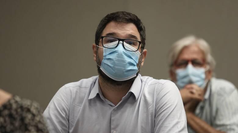 Ηλιόπουλος: Βαριές οι πολιτικές ευθύνες Μητσοτάκη για την υπόθεση Λιγνάδη