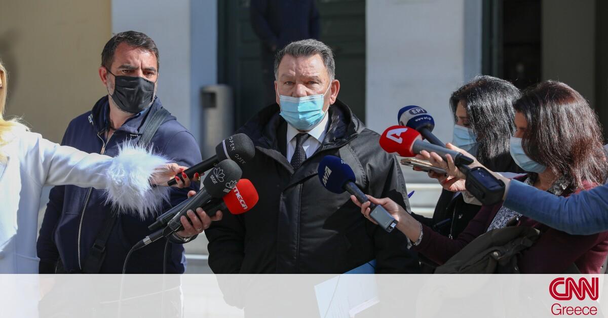 «Παρέλαβα δικογραφία – τηλεγράφημα»: Δήλωση Κούγια για την υπόθεση Λιγνάδη