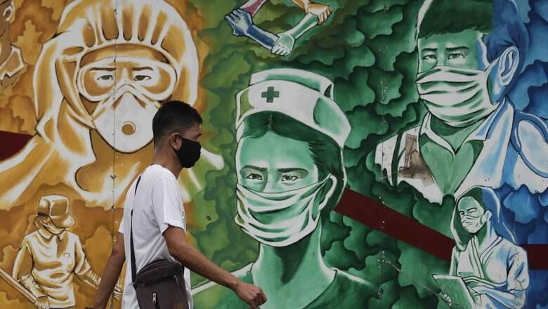 Κορωνοϊός - Φιλιππίνες: «Ανταλλάσσουν» νοσηλευτές με εμβόλια για τον κορωνοϊό