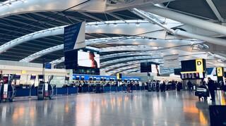 Βρετανία: Ζημίες 2 δισεκ. λιρών κατέγραψε το αεροδρόμιο του Χίθροου κατά τη διάρκεια της πανδημίας