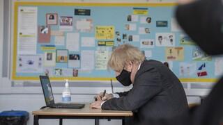 Βρετανία: Η κυβέρνηση ρίχνει 800 εκατ. ευρώ στα κενά της παιδείας λόγω πανδημίας