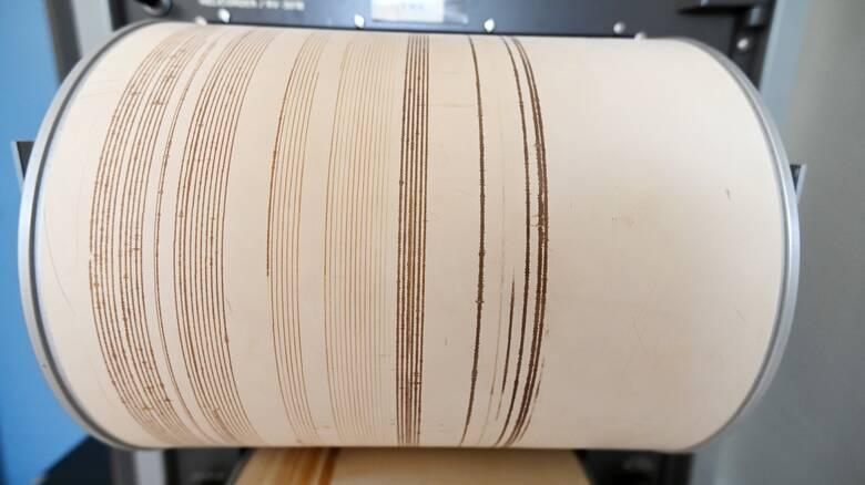 Σεισμός 4,1 βαθμών ανοικτά της Κάσου