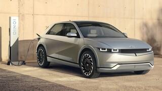 Το όμορφο Ioniq 5 εγκαινιάζει τη νέα, πιο εξελιγμένη γενιά των ηλεκτρικών Hyundai