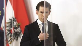 Υπέρ της πρότασης Μητσοτάκη για ευρωπαϊκό πιστοποιητικό εμβολιασμού ο Αυστριακός καγκελάριος Κουρτς