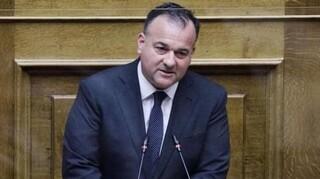Θετικός στον κορωνοϊό ο βουλευτής Γιάννης Παππάς - Σε καραντίνα δύο ακόμη στελέχη της ΝΔ
