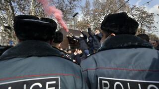 Αρμενία: Καταδικάζει την «απόπειρα πραξικοπήματος» η Τουρκία