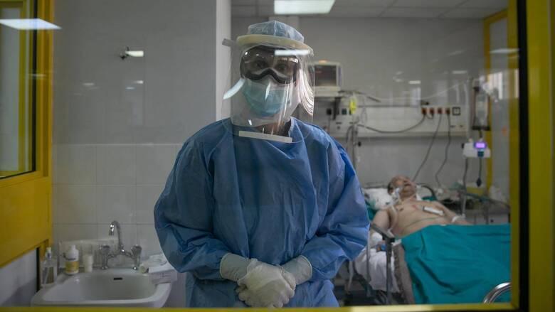 Κορωνοϊός - ΠΟΕΔΗΝ: Γεμάτες οι ΜΕΘ στα νοσοκομεία Σωτηρία, Ευαγγελισμός και Αττικόν