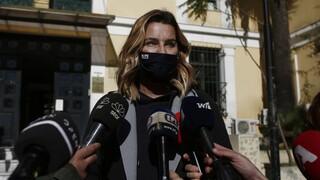 Μπεκατώρου: «Ούριος άνεμος» υποστήριξης από την ολυμπιονίκη στο metoo.gov.gr