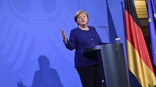 Μέρκελ μετά τη Σύνοδο Κορυφής: Συμφωνούμε όλοι στην ανάγκη για πιστοποιητικό εμβολιασμού