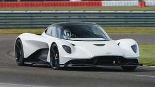 Γιατί η Aston Martin δεν μπορεί να εξελίξει μέχρι τέλους τον κινητήρα του υπερ-αυτοκινήτου Valhalla;
