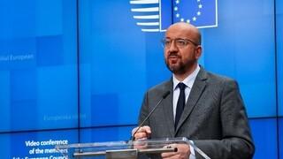 Σαρλ Μισέλ: Τον Μάρτιο στρατηγική συζήτηση για Ανατολική Μεσόγειο και σχέσεις ΕΕ-Τουρκίας