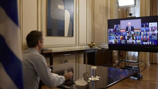 Μητσοτάκης: Αυτονόητη η αρχή της καλής γειτονίας μεταξύ συμμάχων σε ΕΕ και ΝΑΤΟ