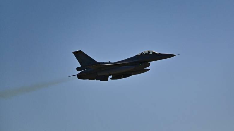 Υπερπτήσεις τουρκικών F-16 πάνω από την Παναγιά και τις Οινούσσες