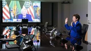 Γκεοργκίεβα : Επικίνδυνες αποκλίσεις μεταξύ αναπτυγμένων και αναπτυσσόμενων οικονομιών