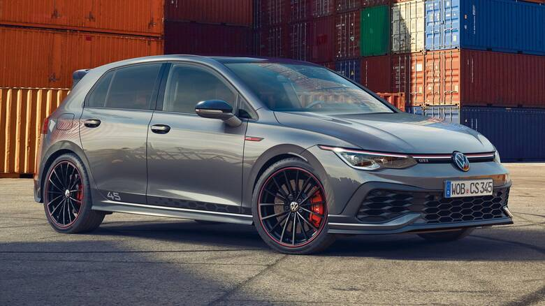 Αυτοκίνητο: Το Golf GTI έκλεισε τα 45 και η VW το γιορτάζει με την ειδική έκδοση Clubsport 45