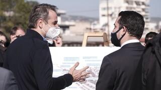 Αγ. Ανάργυροι: Πάρκο τεχνολογίας σε παλιό αμαξοστάσιο του ΟΣΕ –Υπογραφή συμφωνίας παρουσία Μητσοτάκη