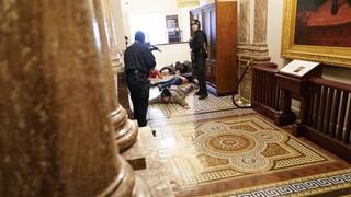 ΗΠΑ: Το FBI εντόπισε ύποπτο για τον θάνατο αστυνομικού από την εισβολή στο Καπιτώλιο