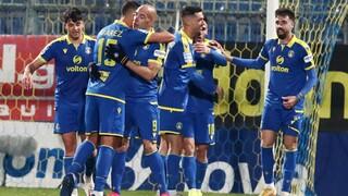 Αστέρας Τρίπολης-ΠΑΟΚ 2-1: Σημαντική νίκη για τους Αρκάδες που «βλέπουν» Ευρώπη