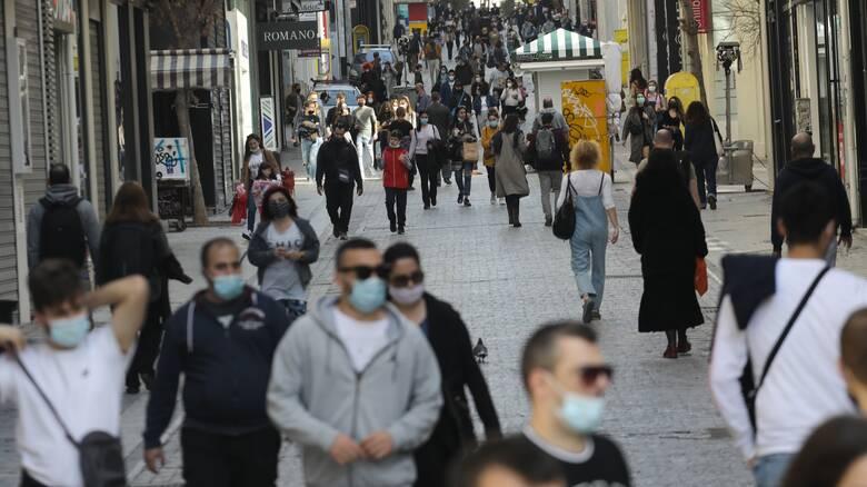 Εξαδάκτυλος: Στο 20% η ανοσία στα τέλη Μαρτίου – Το Πάσχα δεν θα έχει καμία σχέση με πέρσι