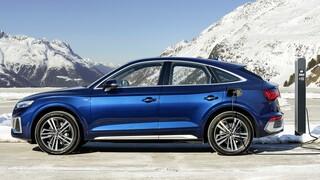 Αυτοκίνητο: H Αudi αναβαθμίζει τα μεγάλα plug-in υβριδικά της μοντέλα