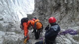Ανασύρθηκε η σορός του άτυχου ορειβάτη στην Πάρνηθα