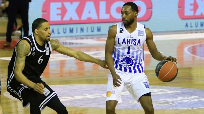Λάρισα - ΠΑΟΚ 88-91: Νίκη στην παράταση για τον «δικέφαλο του Βορρά»