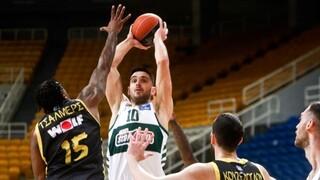 Παναθηναϊκός ΟΠΑΠ-Άρης 94-72: Μια ακόμα νίκη για τους «Πράσινους»