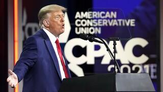 ΗΠΑ: Ο Τραμπ σκέφτεται να είναι ξανά υποψήφιος για την προεδρία το 2024