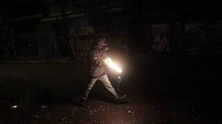 Επίθεση σε περιπολικό: Βρέθηκαν μολότοφ στην Πανεπιστημιούπολη