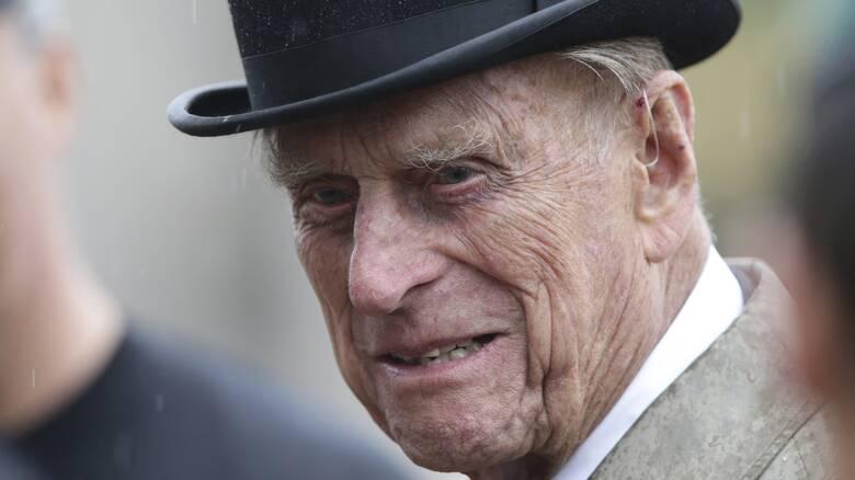 Βρετανία: Σε άλλο νοσοκομείο μεταφέρθηκε ο πρίγκιπας Φίλιππος