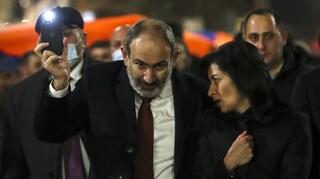 Πολιτική κρίση στην Αρμενία: Έτοιμος για πρόωρες εκλογές -υπό όρους- ο Νικόλ Πασινιάν