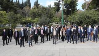 Στο Μέγαρο Μαξίμου οι πρόεδροι των Δικηγορικών Συλλόγων - Τι ζήτησαν από τον πρωθυπουργό