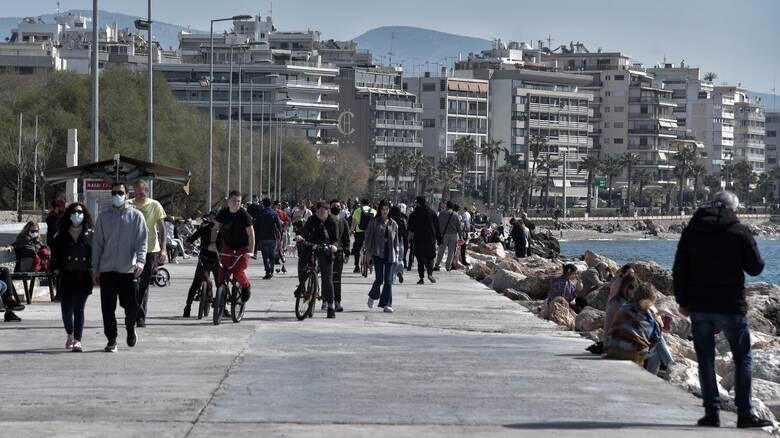 Lockdown: Ξανά στο τραπέζι το σενάριο για «μπλόκο» στις μετακινήσεις 6 από δήμο σε δήμο στην Αττική
