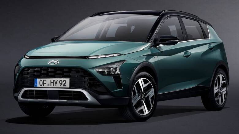Το Bayon θα είναι πλέον το πιο μικρό SUV της Hyundai