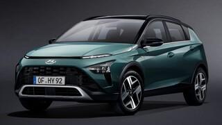 Το Baycon θα είναι πλέον το πιο μικρό SUV της Hyundai