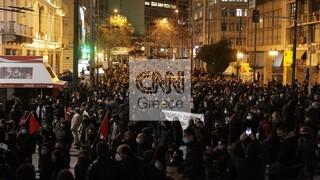 Νέες μαζικές κινητοποιήσεις για τον Δημήτρη Κουφοντίνα σε Αθήνα και Θεσσαλονίκη