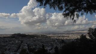 Καιρός: Αίθριος στο μεγαλύτερο μέρος της χώρας - Πού θα βρέξει