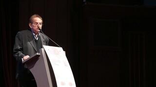 Tο Φεστιβάλ Κινηματογράφου Θεσσαλονίκης τιμά τον Δημήτρη Εϊπίδη