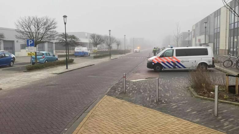 Έκρηξη σε κέντρο για τεστ Covid-19 στην Ολλανδία