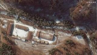 Βόρεια Κορέα: Νέες δορυφορικές φωτογραφίες αποκαλύπτουν προσπάθεια απόκρυψης πυρηνικών όπλων