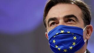 Σχοινάς: Κορυφαία στιγμή αλληλεγγύης η επίσκεψη των ηγετών της ΕΕ στον Έβρο πριν από έναν χρόνο