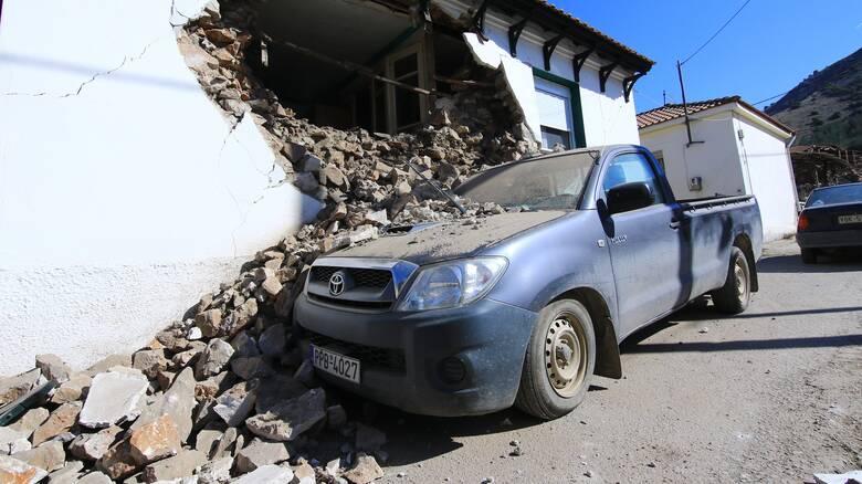 Σεισμός 6 Ρίχτερ κοντά στην Ελασσόνα - Απεγκλωβισμοί, ζημιές και ανησυχία