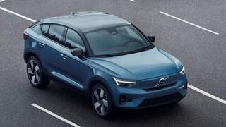 To C40 Recharge είναι το δεύτερο ηλεκτρικό μοντέλο της Volvo