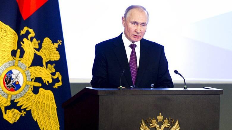 Ρωσία για κυρώσεις ΕΕ - ΗΠΑ: «Θα ανταποδώσουμε»
