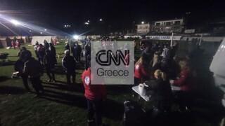 Το CNN Greece στην Ελασσόνα: Σε σκηνές και ξενοδοχεία οι σεισμόπληκτοι - Χορός μετασεισμών