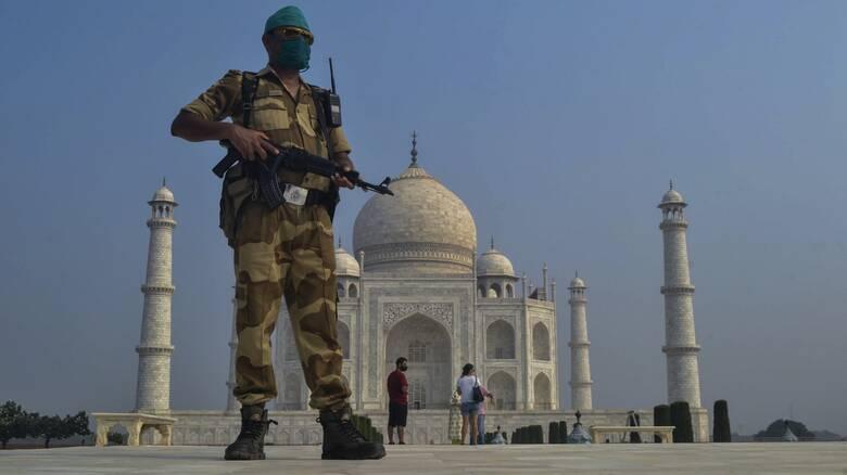 Συναγερμός στην Ινδία: Απειλή για βόμβα στο εμβληματικό Ταζ Μαχάλ