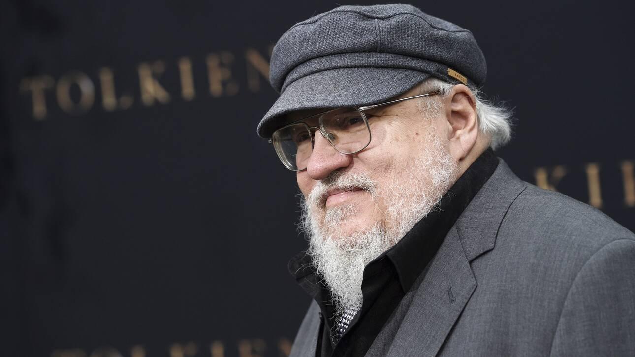 Τζορτζ Ρ.Ρ. Μάρτιν: Ετοιμάζει νέα σειρά για το ΗΒΟ - Ανεξάρτητη από το Game of Thrones